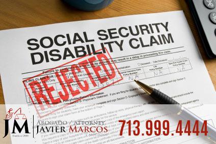 Beneficios por incapacidad en un accidente | Abogado Javier Marcos