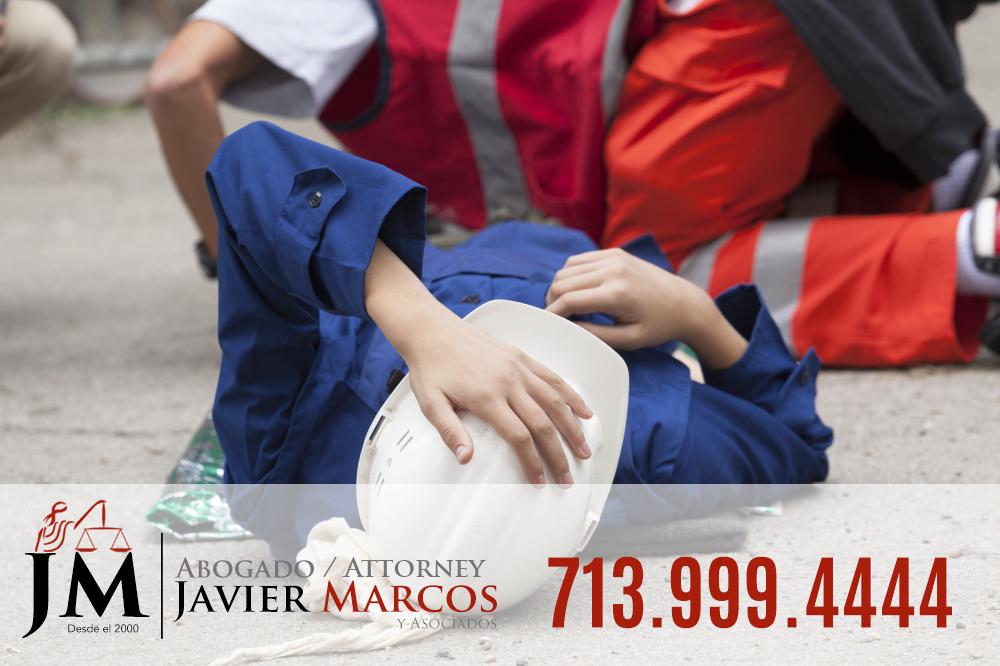 Accidente de construccion | Abogado Javier Marcos 713.999.4444