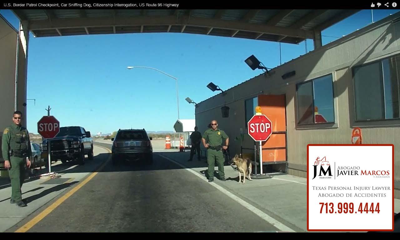Border Patrol   Abogado Javier Marcos   713.999.4444