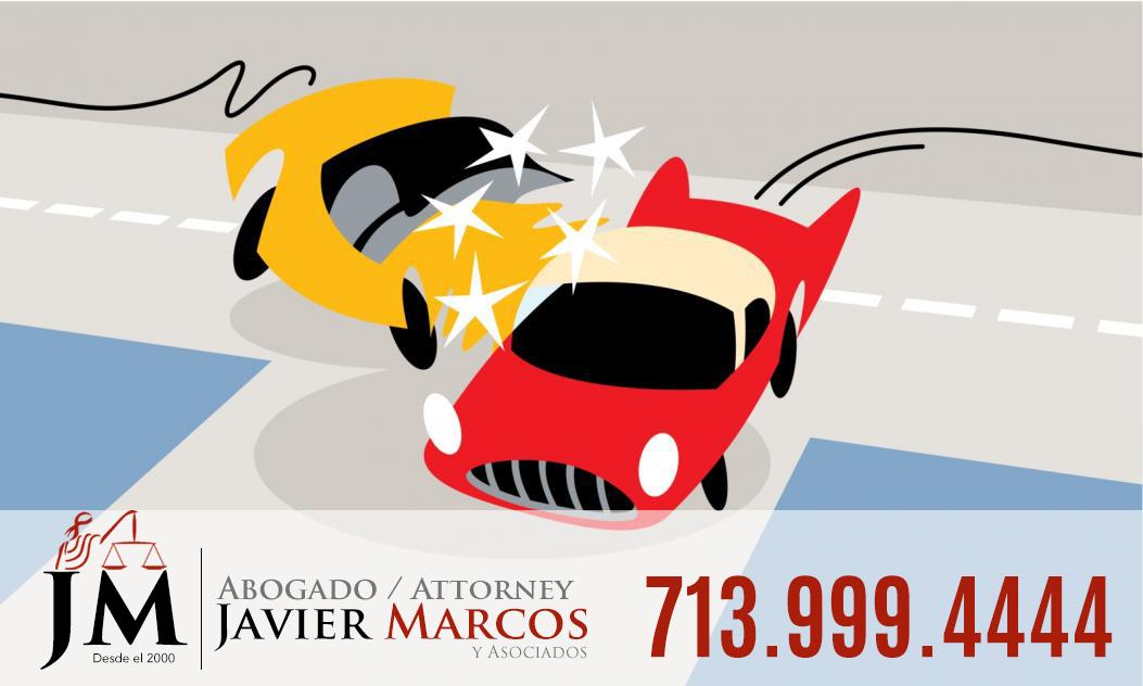 Accidente? Abogado Javier Marcos 713.999.4444