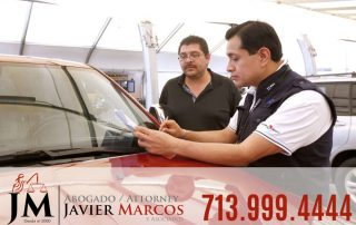 Permiso de auto | Abogado Javier Marcos | 713.999.4444