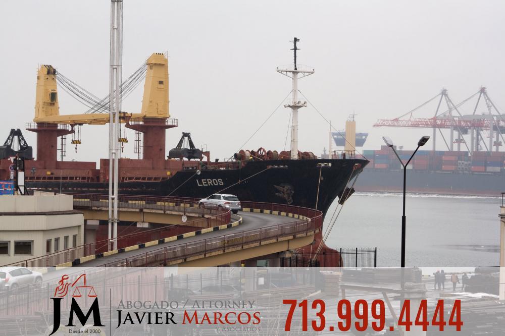 Ley jones   Abogado Javier Marcos   713.999.4444