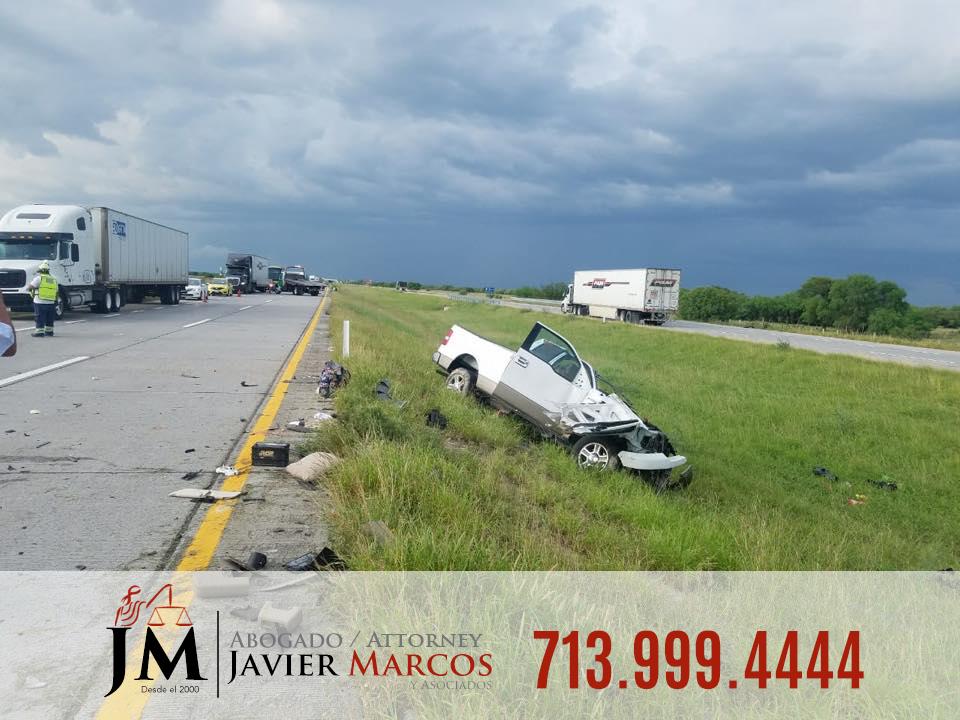 Conductor escapa del accidente | Abogado Javier Marcos | 713.999.4444