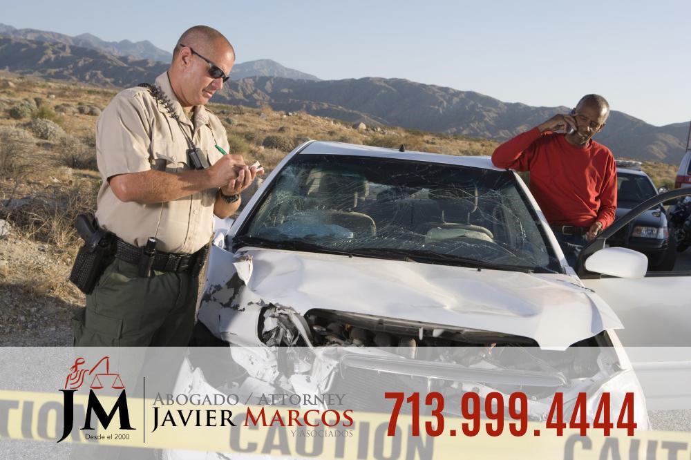 Reporte de policia | Abogado Javier Marcos | 713.999.4444