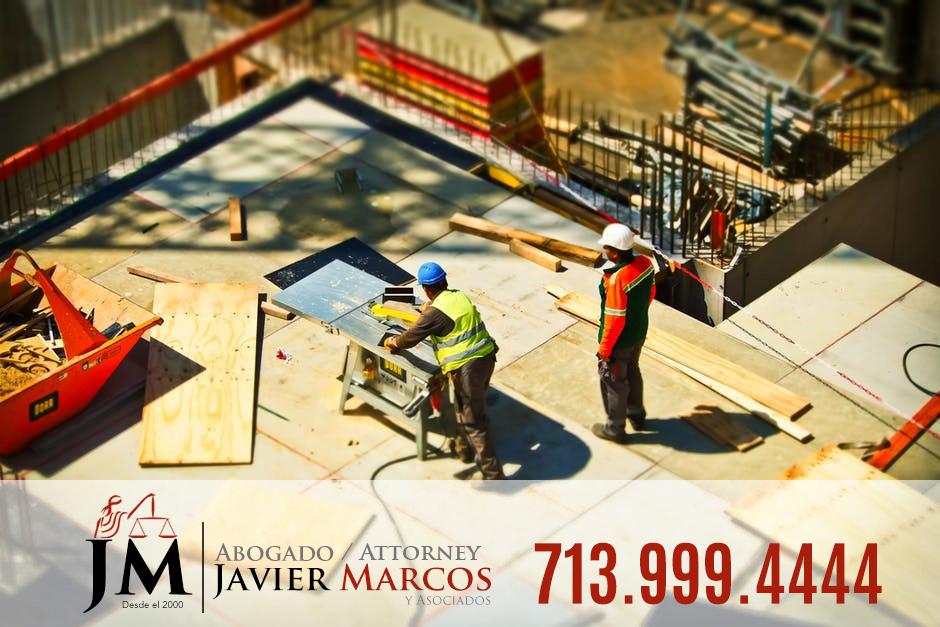 Compensacion al trabajador   Abogado Javier Marcos   713.999.4444