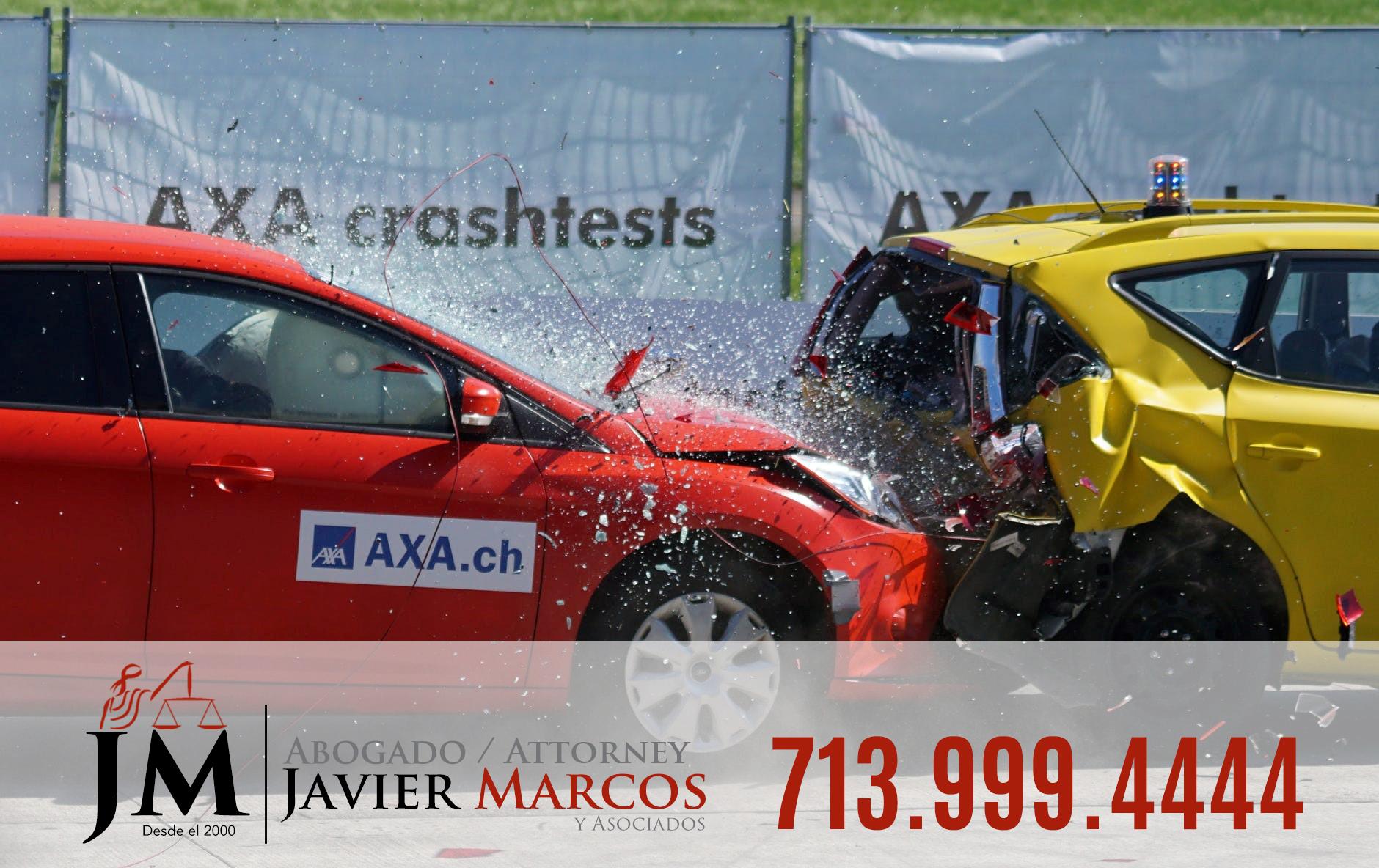 Accidente de trafico   Abogado Javier Marcos   713.999.4444