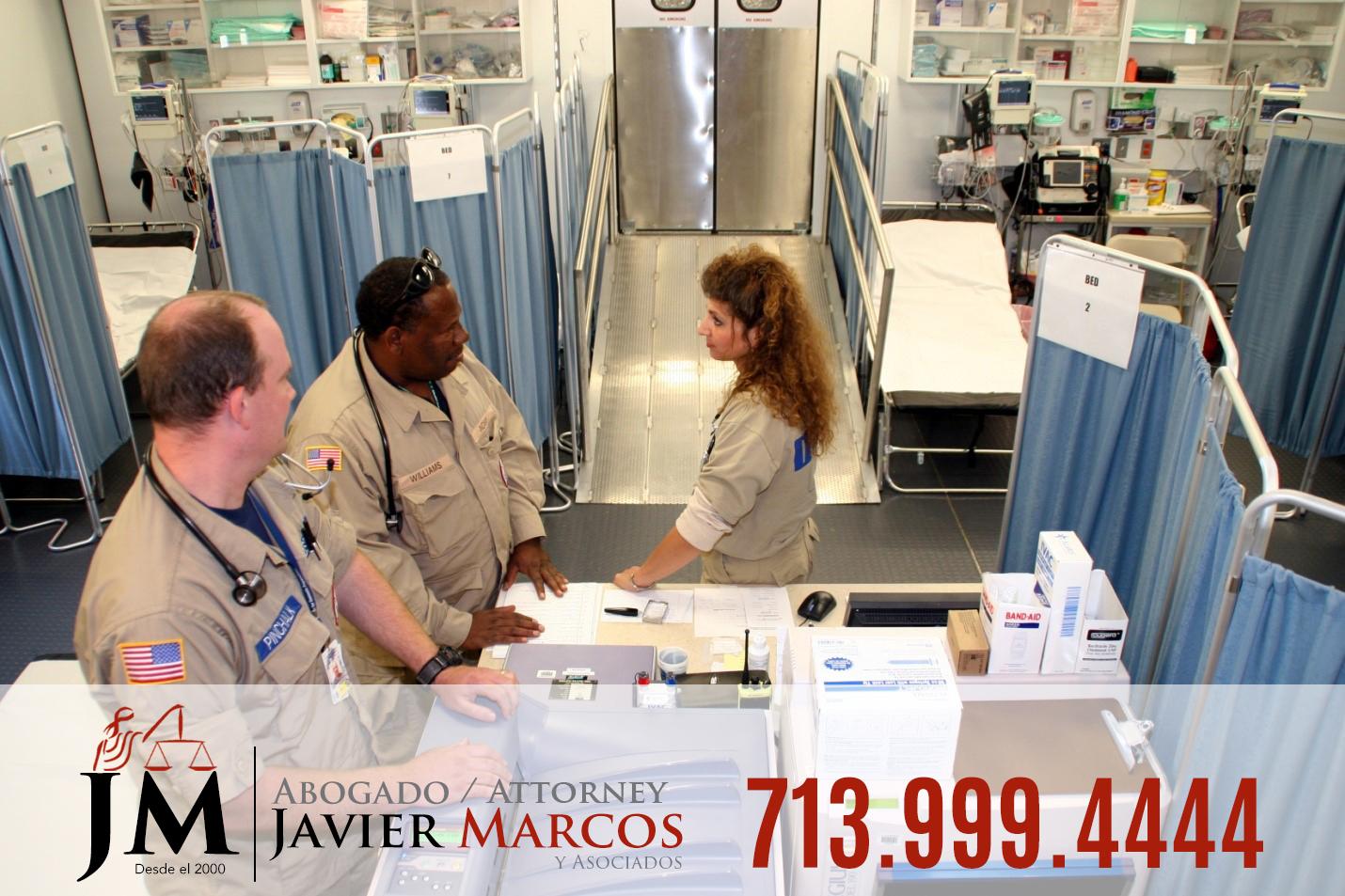 Doctor despues del accidente | Abogado Javier Marcos | 713.999.4444