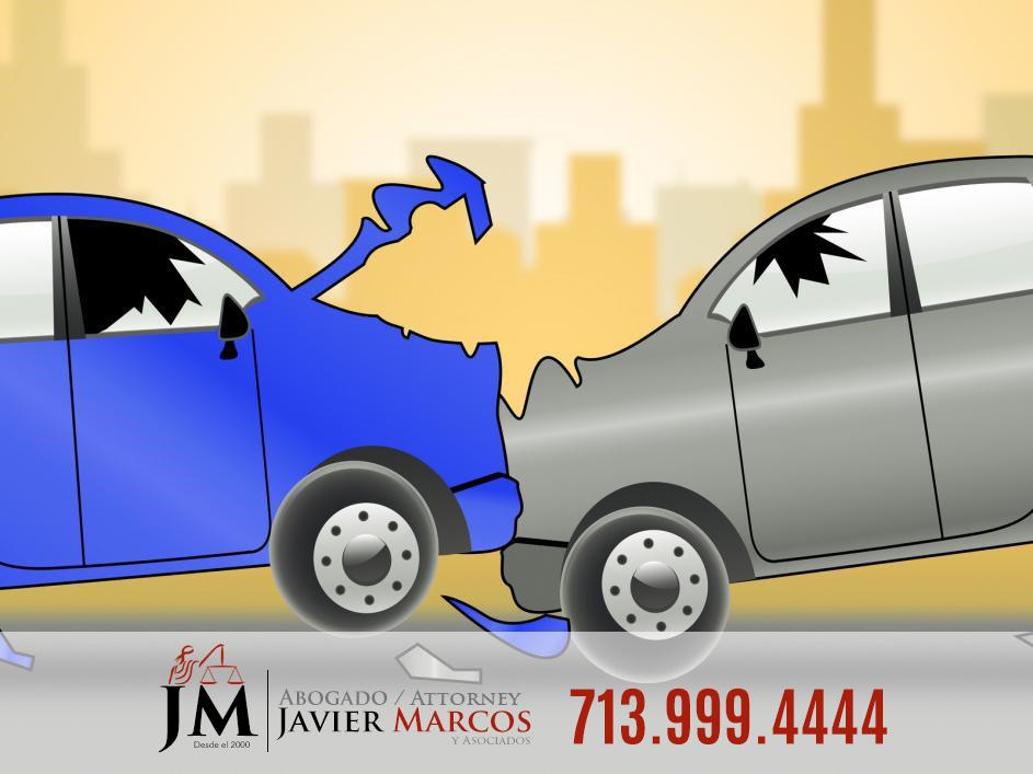 Abogado de Accidente de Coche   Abogado Javier Marcos   713.999.4444