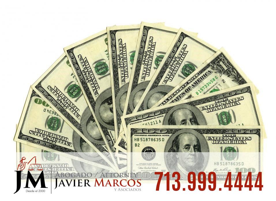 Compensacion de aseguranza | Abogado Javier Marcos | 713.999.4444