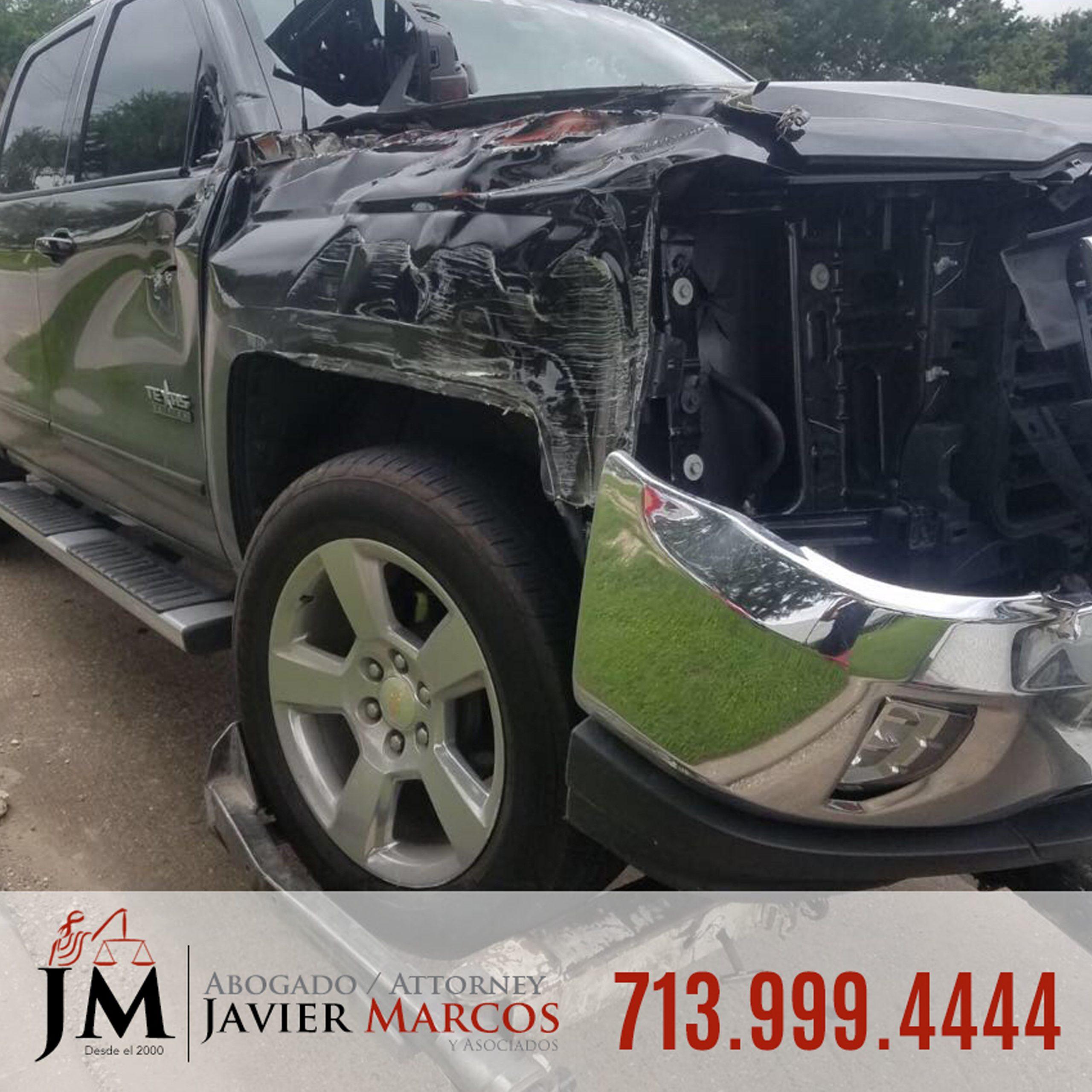 Importancia de un Abogado para Accidentes | Abogado Javier Marcos | 713.999.4444
