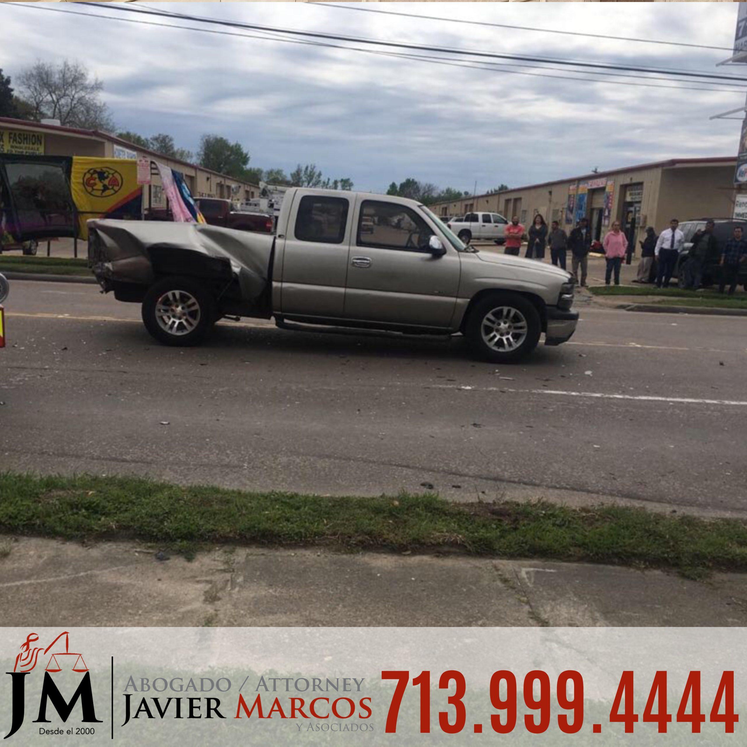 Evite las Redes sociales despues de un Accidente | Abogado Javier Marcos | 713.999.4444