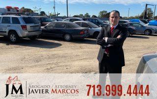 Abogado para Accidentes en Houston | Abogado Javier Marcos | 713.999.4444