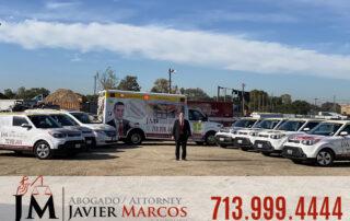 Abogado con Experiencia en Accidentes | Abogado Javier Marcos | 713.999.4444