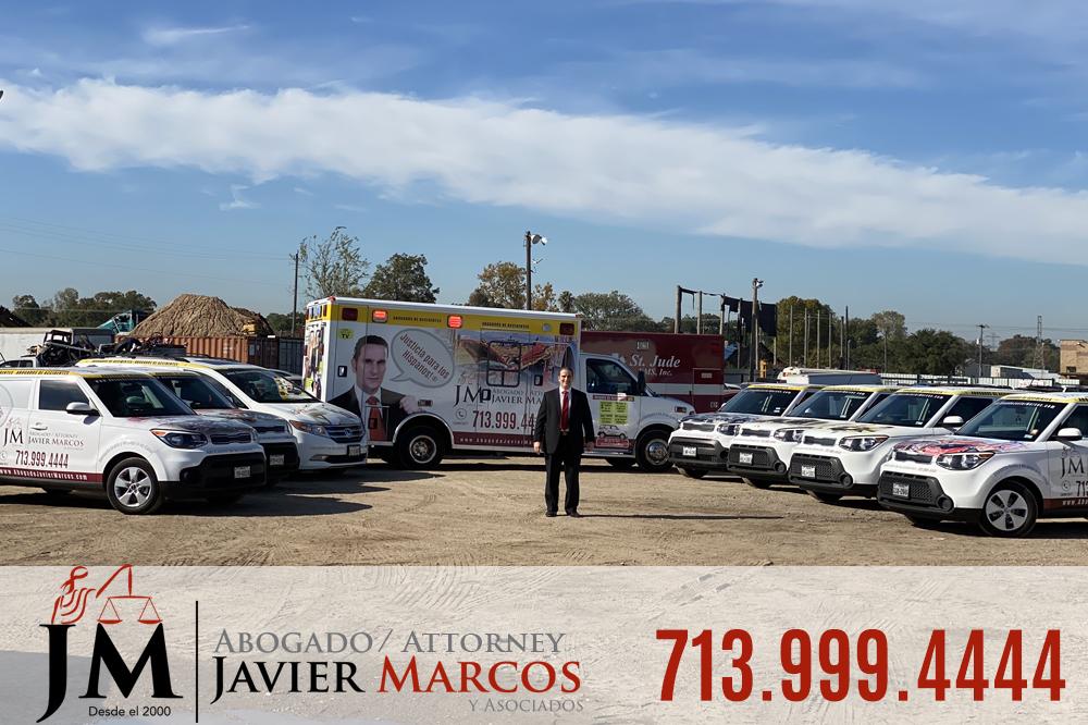 Abogado con Experiencia en Accidentes   Abogado Javier Marcos   713.999.4444
