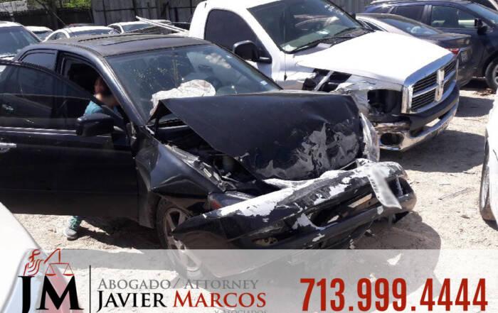 Pasos despues de un accidente automovilistico | Abogado Javier Marcos | 713.999.4444