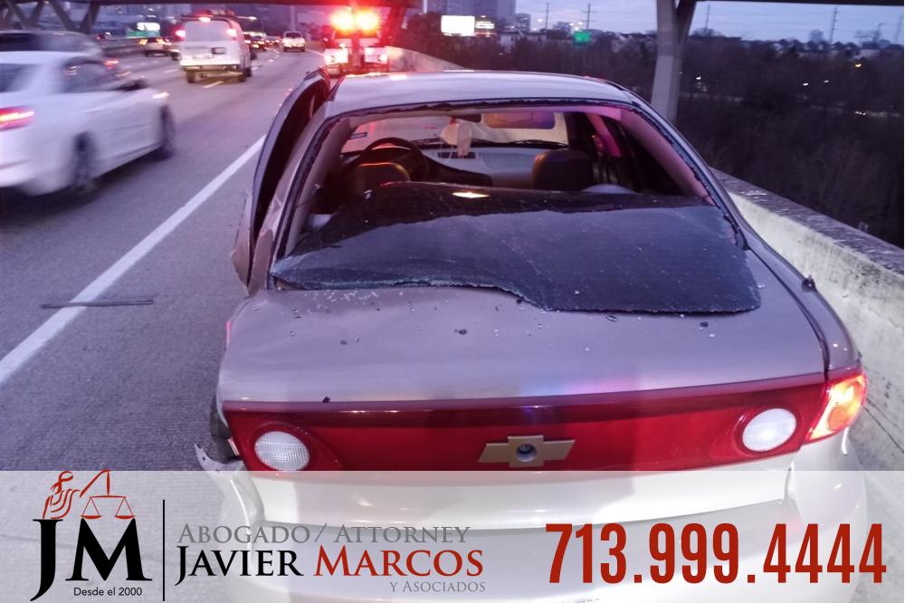 Abogado de Accidentes de Texas | Abogado Javier Marcos | 713.999.4444