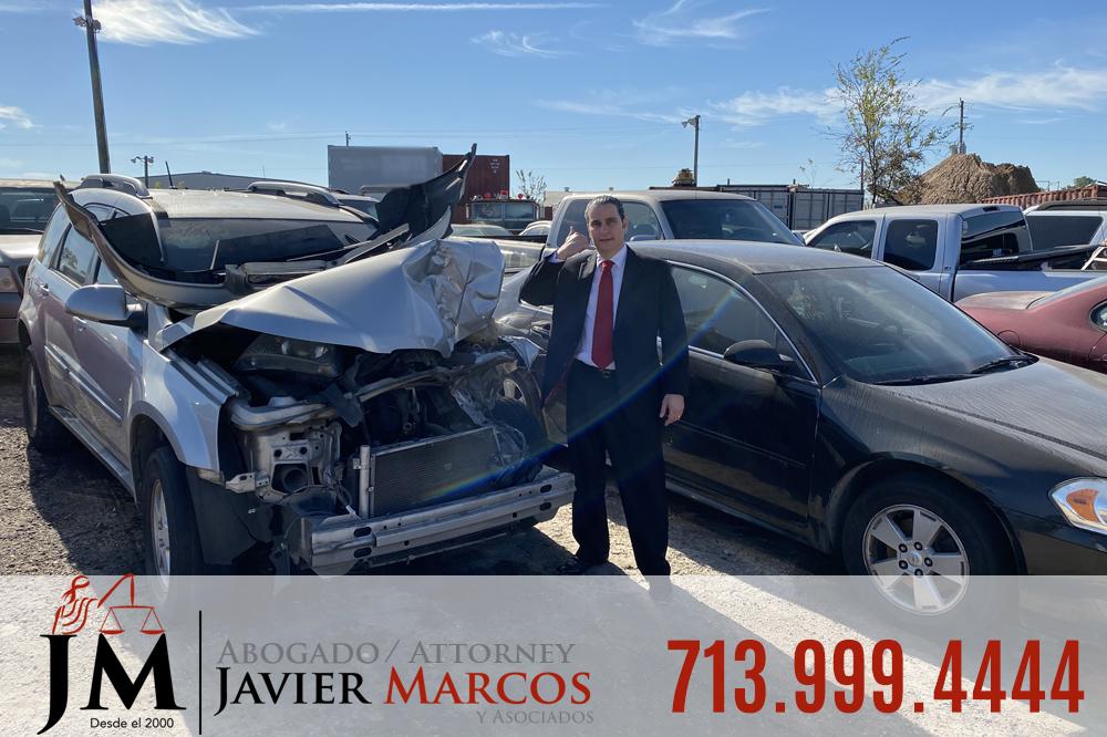 Abogado de Lesiones Personales | Abogado Javier Marcos | 713.999.4444