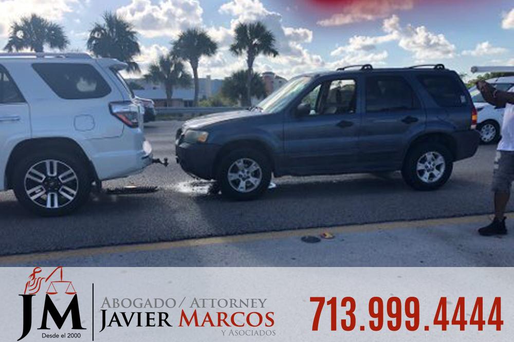 Accidente de Uber o Lyft   Abogado Javier Marcos   713.999.4444