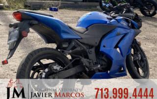 Leyes de Motocicletas | Abogado Javier Marcos | 713.999.4444